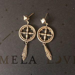 Pamela Love Jewelry - NWT Pamela Love Sueño Earrings Sterling Silver